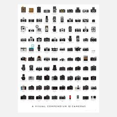 Visual Compendium Of Cameras, now featured on Fab.