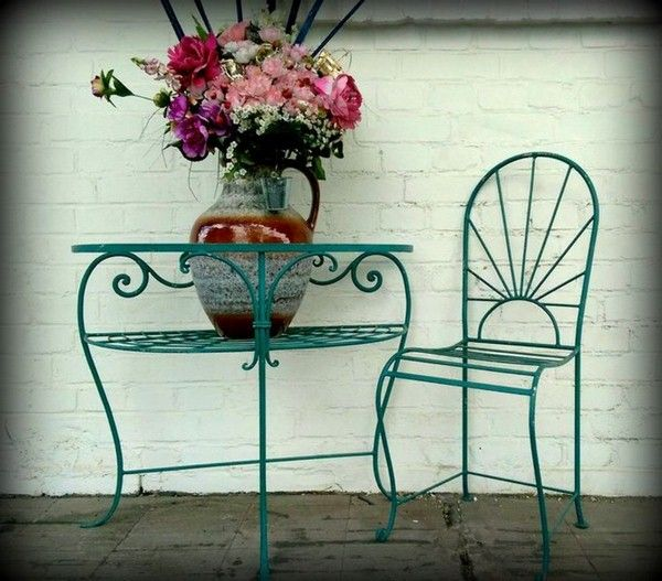 Garden accessories vintage style vintage garden decoration garden furniture