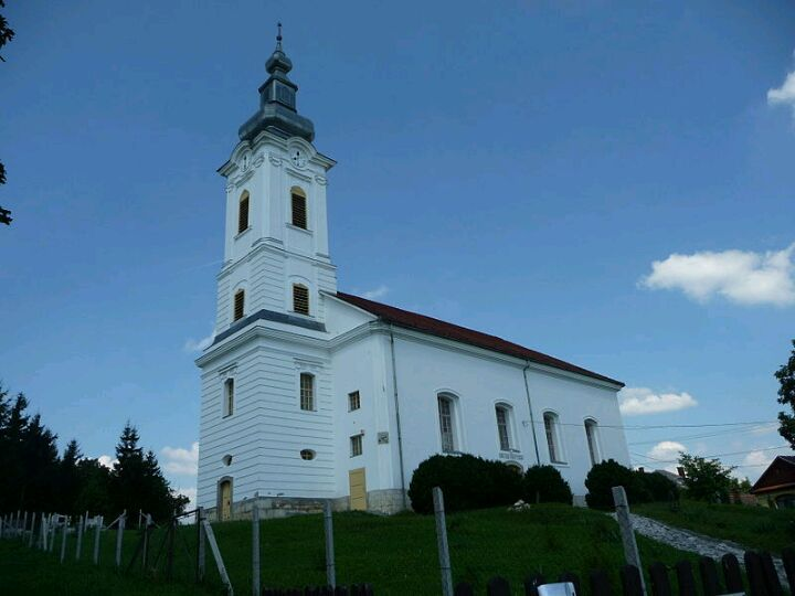 Evangélikus templom itt: Szirák, Nógrád megye
