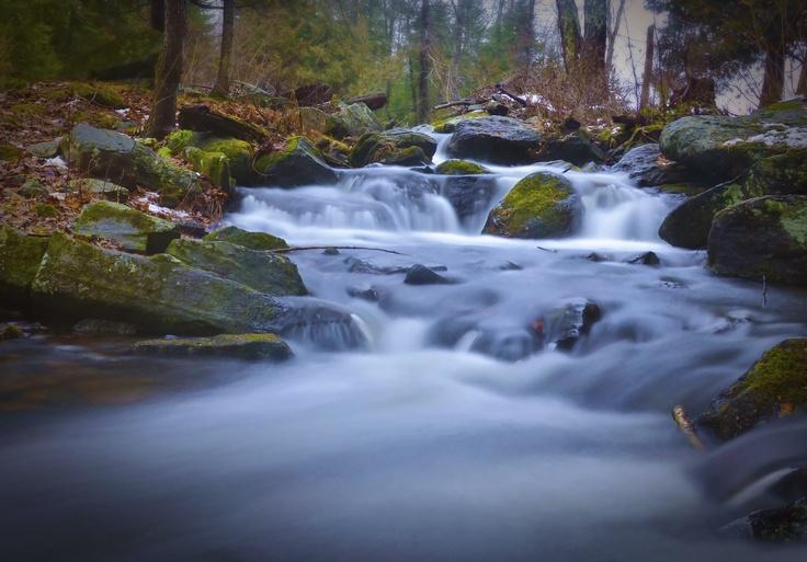 Silent Lake Provincial Park, Ontario, Canada