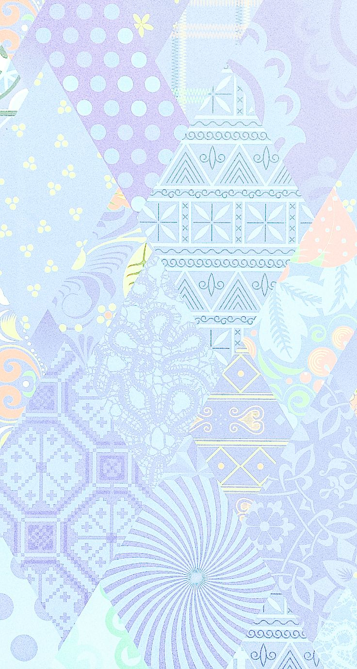 The Olympic patchwork quilt pattern | Sochi 2014 Winter Olympics (light)