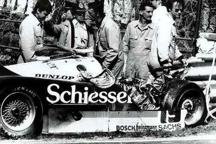 Sachs Head On Car Crash