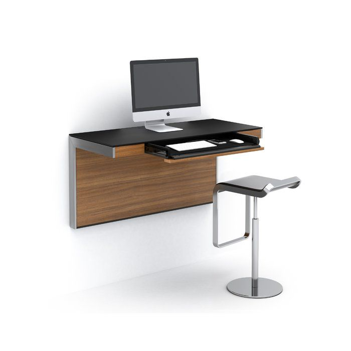 Sequel Wall Mounted Floating Desk Floating Desk Office Furniture Modern Wall Mounted Computer Desk