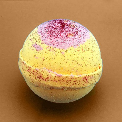 Scent Description: A pineapple and tropical coconut scent with light fruity undertones. Bath bombs are fun, effervescent, delicious-smelling bath-time treats; adults love them because they leave your
