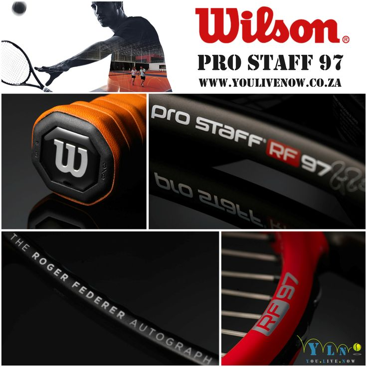 The Pro Staff 97 weighs in at a reasonable 315 grams (unstrung) with a very head light balance and an open 16x19 string pattern, making it forgiving and easy to use. The lively stringbed gives easy power and loads of spin potential.                                                                                                           Order the Pro Staff 97 and receive a FREE tin of US open Tennis balls & Profile overgrip (3 pack).   http://www.youlivenow.co.za