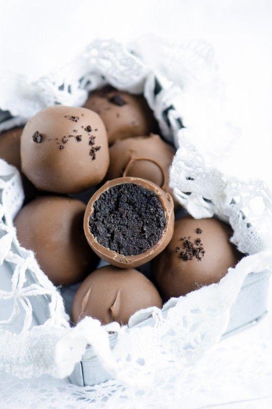 Eсли Ваш ребятенок любит печенька типа Орео так же фанатично-как мой,… - love to bake!