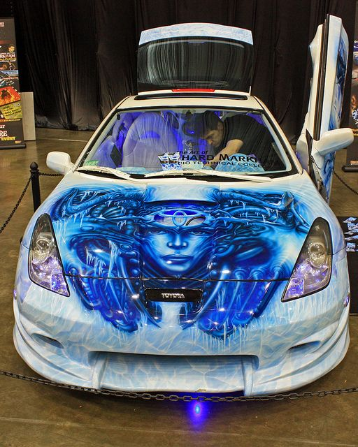 Amazing Job: 172 Best Images About Awesome Paint Jobs On Pinterest