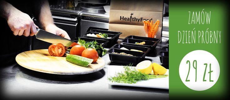 Healthy Food - Home