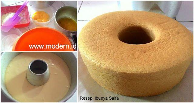 Resep Sponge Cake Lembut Dan Empuk. Padahal Tanpa Pengembang Sama Sekali! – Aneka Resep