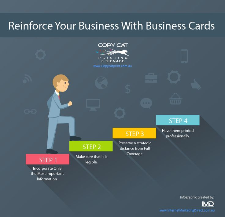 Copycat - Reinforce Your Business With Business Cards