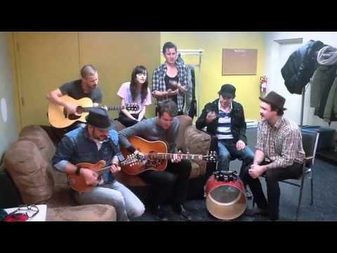 ▶ Bobby Bazini - Heavy Love (Unplugged) - YouTube