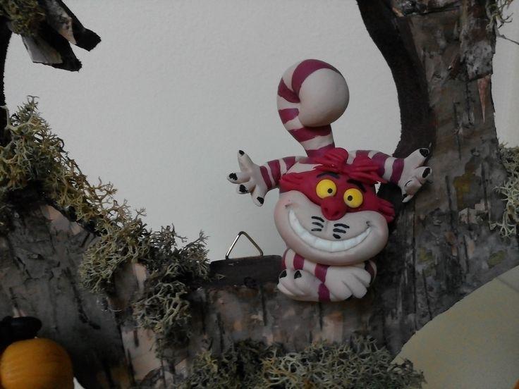 #quisquilie #stregatto #porcelanafria