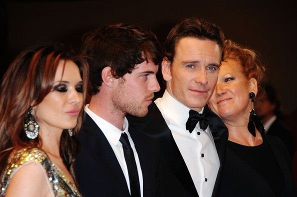 Harry Treadaway and Michael Fassbender Photos Photos - Actors Kierston Wareing, Harry Treadaway, Michael Fassbender and director Andrea Arnold attend the Fish Tank Premiere held at the Palais Des Festival during the 62nd International Cannes Film Festival on May 14, 2009 in Cannes, France.  (Photo by Pascal Le Segretain/Getty Images) * Local Caption * Kierston Wareing;Harry Treadaway;Michael Fassbender;Andrea Arnold - 2009 Cannes Film Festival - Fish Tank Premiere