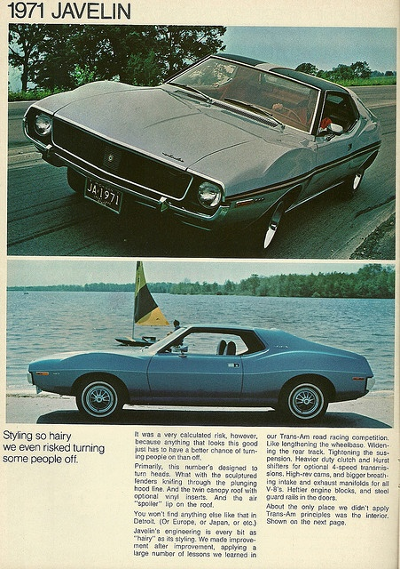 1971 Javelin
