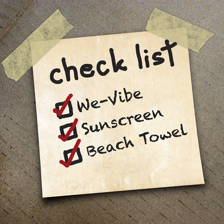 Best  Vacation Checklist Ideas On   Vacation Packing