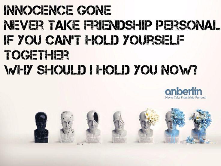 Favorite Anberlin lyrics #1