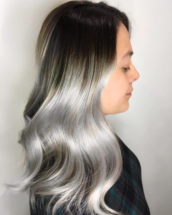 ombre hair for black hair