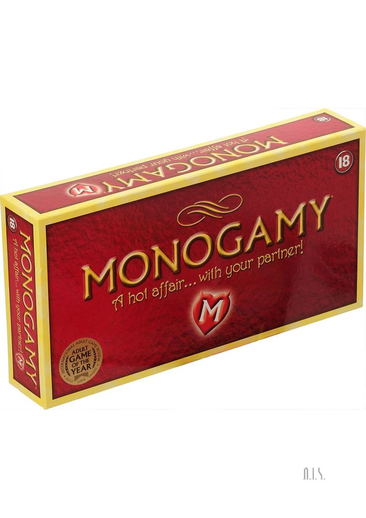 Monogamy Board Game - With over 400 seductive ideas and three levels of play, intimate, passionate and steamy - this is a game you`ll want to play again and again. Monogamy will have you loving, laughing and lusting after one another with just a few throws of the dice.Monogamy is different from other adult games on the market as the emphasis is on the communication between you and your partner - finding out what really turns each other on and then translating this into an erotic fantasy to…