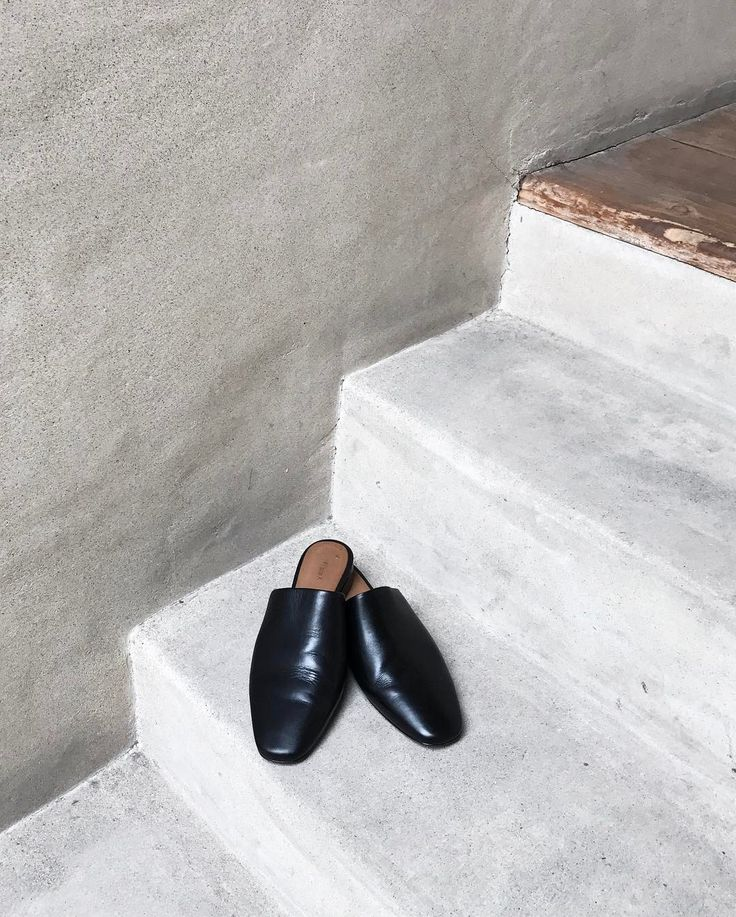 """Filippa K (@filippa_k) on Instagram: """"The perfect companion to cropped trousers: The Sue Slip-In Shoes #filippak"""""""