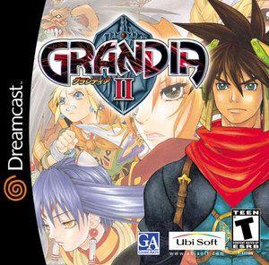Complete Grandia II - Dreamcast Game