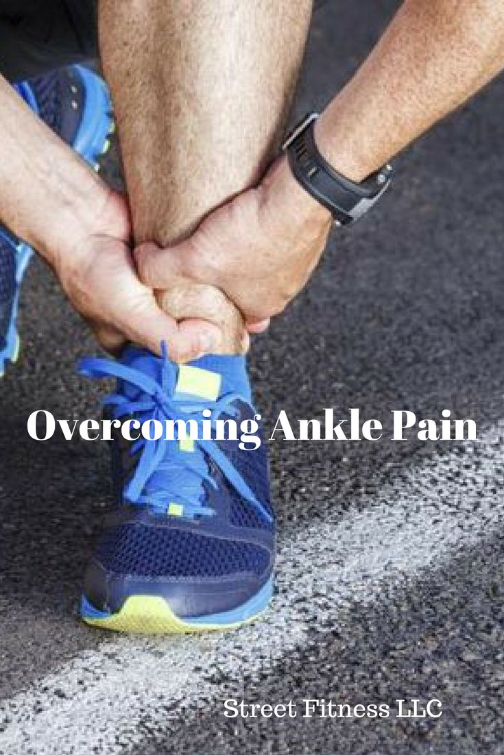 Ankle pain is very common in the athletic and non-athletic population. And unfortunately, it can linger. Check out this post to learn you can overcome that lingering ankle pain or how you can recover from an ankle injury.
