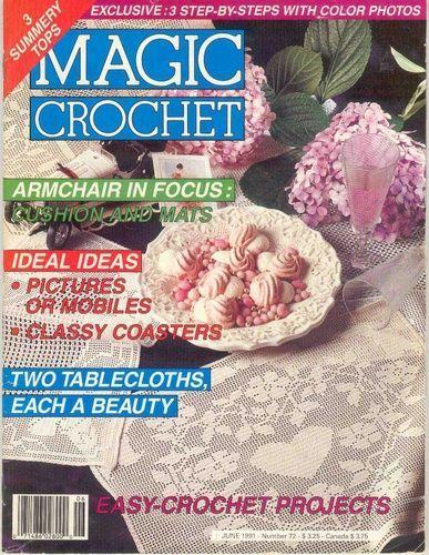 Magic Crochet n° 72 - leila tkd - Picasa Webalbumok