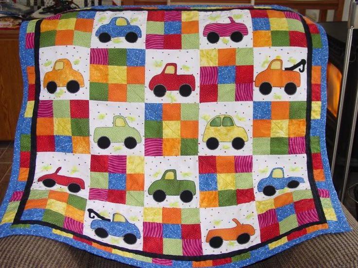 Car Baby Quilt photo JohnsBaby.jpg