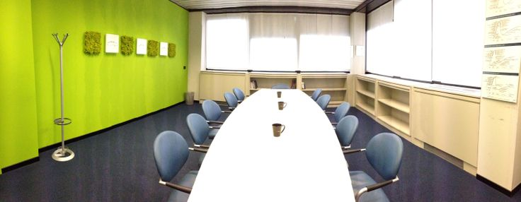 Sala riunioni - Uffici #ALTEASpA Lainate (MI) - Sala OSIRIDE