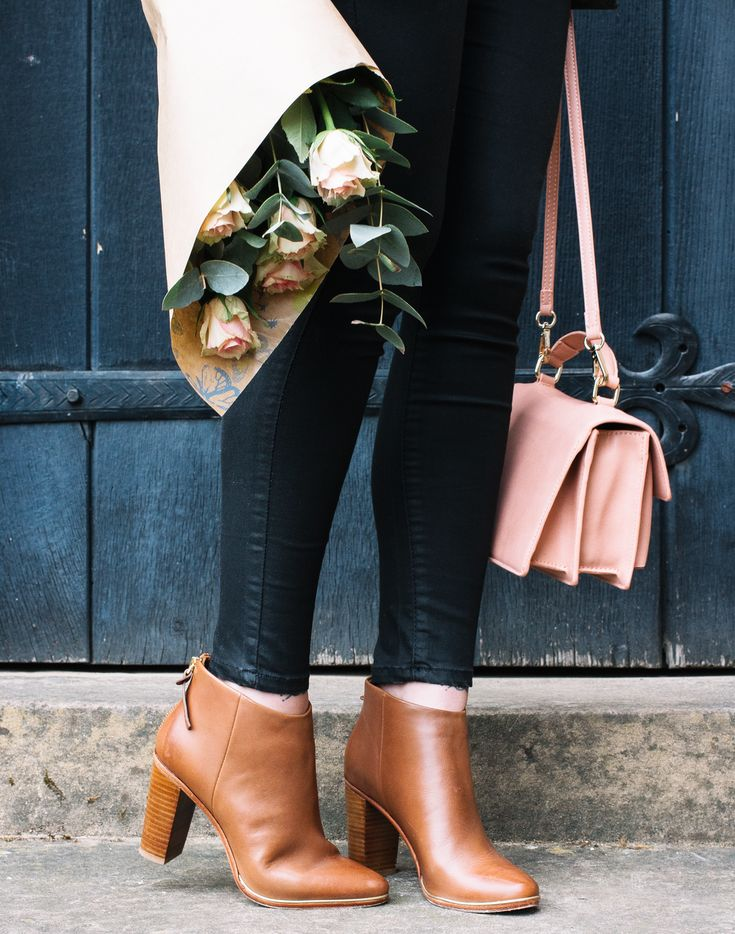 Styling The Classics: The Ankle Boot — From Roses