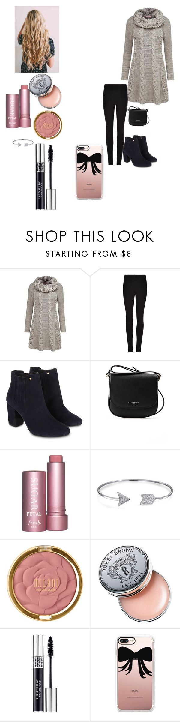 """❤I love winter❤️"" by gbaby1903 ❤ liked on Polyvore featuring Joe Browns, Winser London, Monsoon, Lancaster, Bling Jewelry, Milani, Bobbi Brown Cosmetics, Christian Dior and Casetify"
