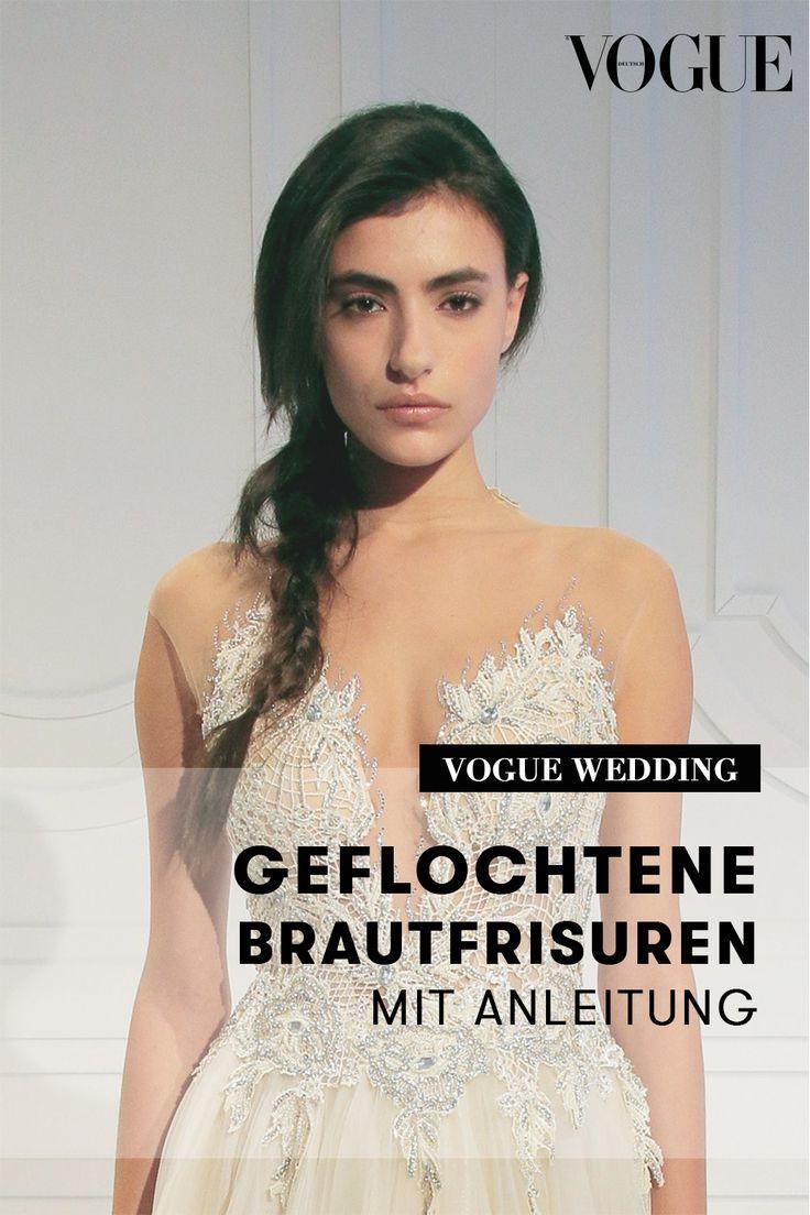 Brautfrisuren 2019: Die schönsten Hochzeitsfrisuren, die Sie kennen sollten