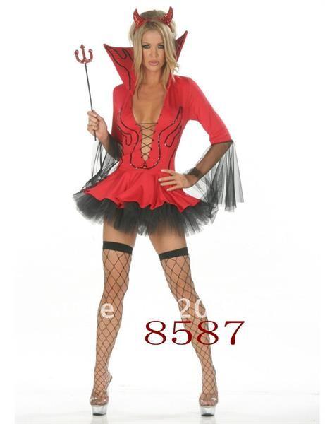 Маскарадный костюм дьяволёнок интим товар