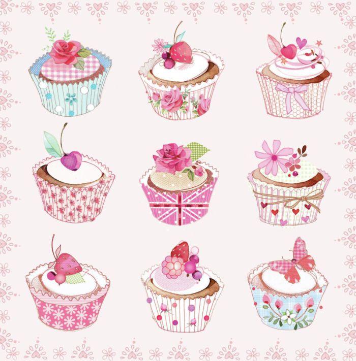 32 besten sch ne bilder zum ausdrucken f r mein zimmer zum for Zimmer deko cupcake