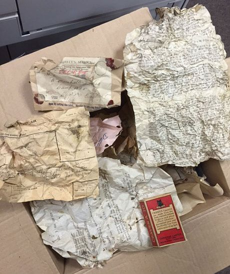 Top secret documents giving orders for the D-Day landings have been found under hotel floorboards after being discarded by Army chiefs seventy years ago. The Balmer Lawn Hotel in Brockenhurst, Hants, was used as an army staff college during WWII and was involved in the planning of the Normandy invasion.