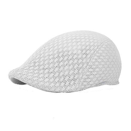 3eec0f99683  10.68 Duck Mesh Summer Gatsby Cap Mens Ivy Hat Golf Driving Sun Flat  Cabbie Newsboy