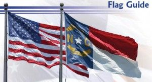 dispose of us flag