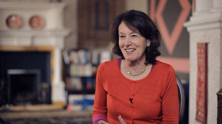 Dr. Terri Apter, psychologist, writer and Senior Tutor at Newnham College, Cambridge