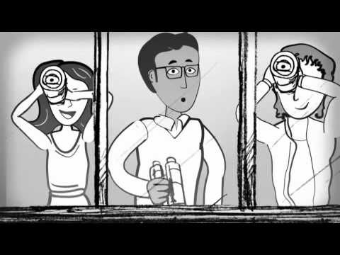 Cartone animato Erasmus+
