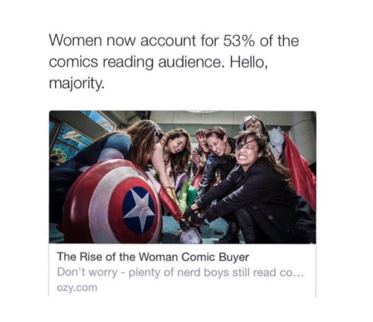 WHERE ARE MY SOLO FEMALE SUPERHERO MOVIES