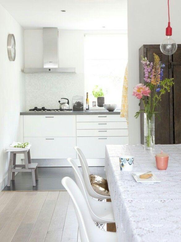 12 best Bodenbelag für Küche \ Bad images on Pinterest Ground - rauchmelder in der küche