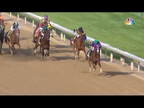 2014 Kentucky Derby - California Chrome + Post Race - YouTube