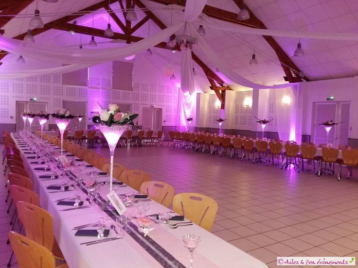 02 decoration salle mariage - Decoratrice Mariage