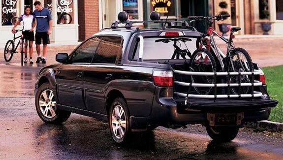 Subaru Baja Turbo '04