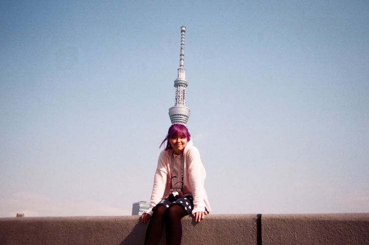 Big Dreamer: Tokyo in Disposable Camera + Why You Should Get On...