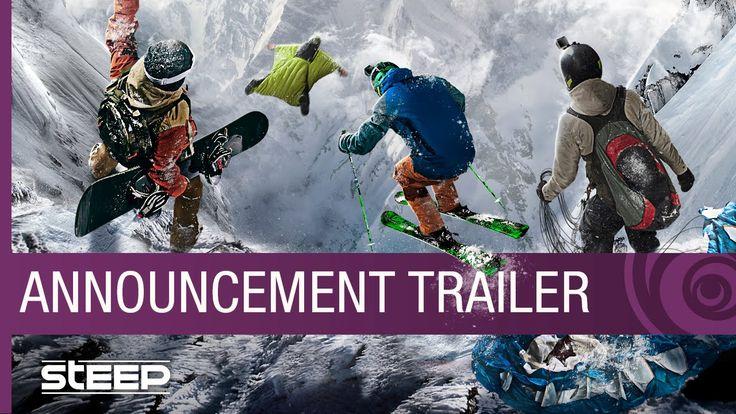 #VR #VRGames #Drone #Gaming Steep Trailer: Announcement – E3 2016 [US] E3, E3 2016, OPEN WORLD, paragliding game, PC, PS4, ski game, snowboard game, steep, steep game, steep game trailer, steep gameplay, steep trailer, Ubisoft, vr videos, Walkthrough, wingsuit game, Xbox One #E3 #E32016 #OPENWORLD #ParaglidingGame #PC #PS4 #SkiGame #SnowboardGame #Steep #SteepGame #SteepGameTrailer #SteepGameplay #SteepTrailer #Ubisoft #VrVideos #Walkthrough #WingsuitGame #XboxOne http:/