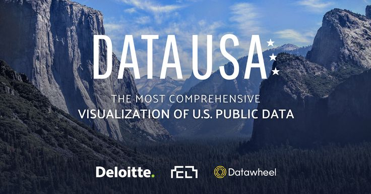 The most comprehensive visualization of U.S. public data. Data USA provides an open, easy-to-use platform that turns data into knowledge.
