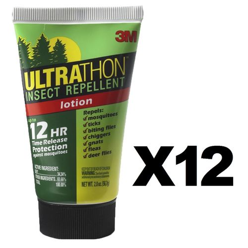Ultrathon Insect Repellent Lotion 2 oz (12-Pack)