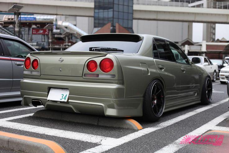 Gtr R33 For Sale Usa >> Nissan Skyline R34   Tuned Cars   Pinterest   Sedans ...