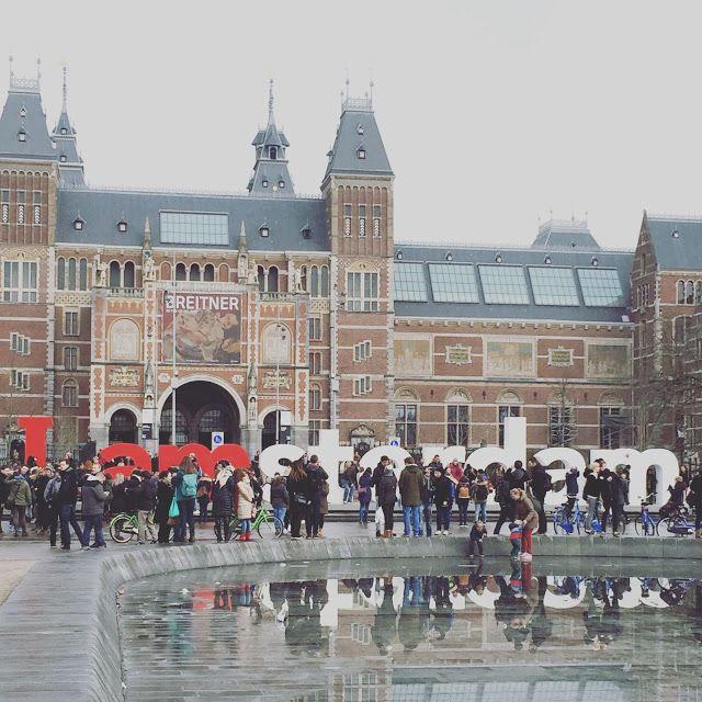 weekend in amsterdam