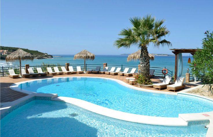 #DelfinoBlu #Corfu #summer